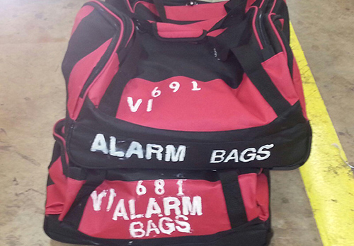 Alarm Bags/Shipping Services