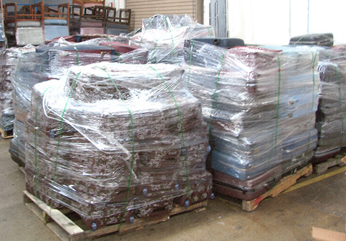 Pallet Ready/Local Testing